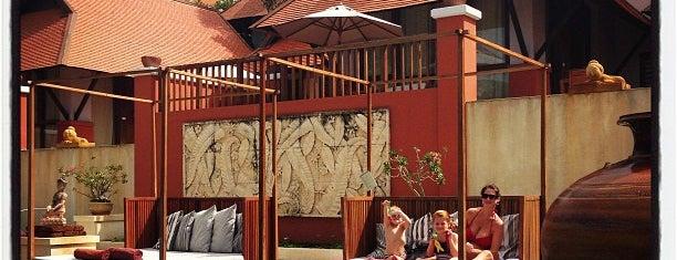 Renaissance Koh Samui Resort & Spa is one of Orte, die Lutz gefallen.