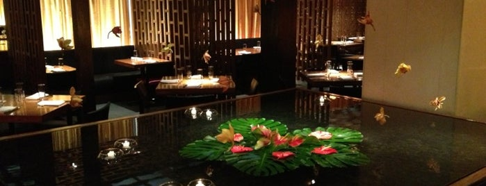 Kittichai is one of Restaurants to check out.