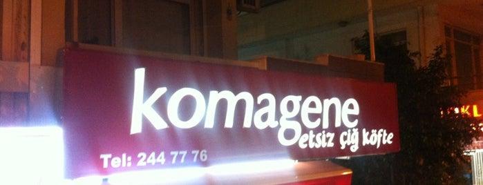 Komagene is one of Emre : понравившиеся места.