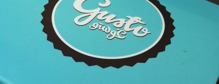 gusto غوستو is one of Jeddah.