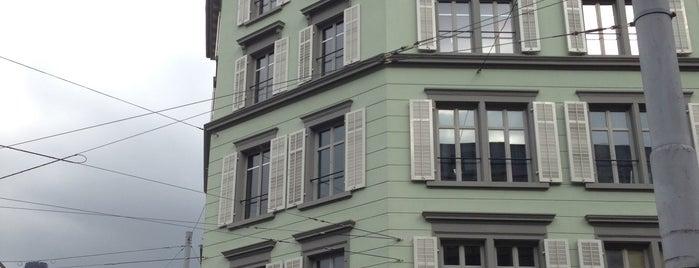 Hotel Restaurant Helvetia is one of Restaurants Zurich.