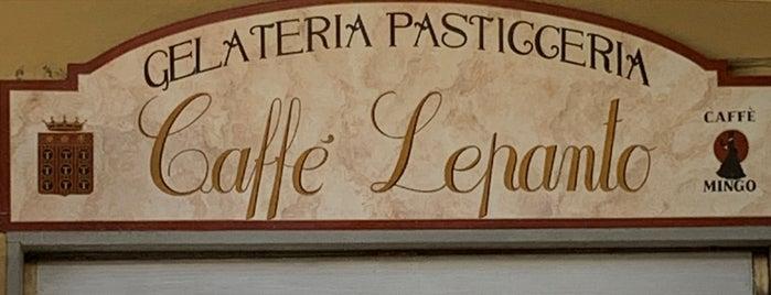 Caffè Lepanto is one of สถานที่ที่ Dominic ถูกใจ.