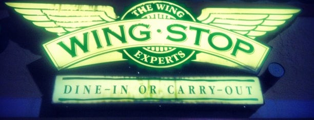 Wingstop is one of Food.