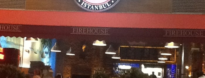 Firehouse is one of Tempat yang Disukai Özgül.