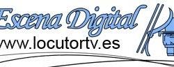 Estudio de grabación Escena Digital locutores
