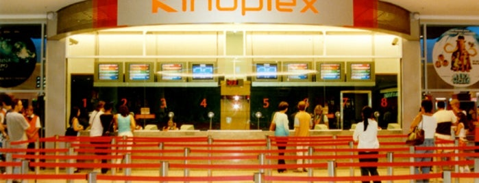 Kinoplex is one of Guide to Campinas's best spots.