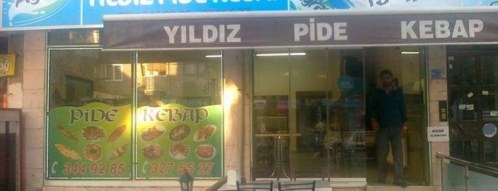 Yıldız Pide & Kebap is one of สถานที่ที่บันทึกไว้ของ Emre.
