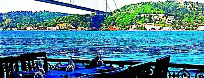 Rumelihisarı İskele Restaurant is one of İstanbul Yeme&İçme Rehberi - 6.