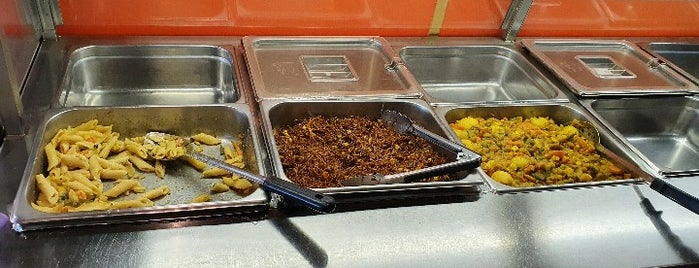 Caribbean Queen Buffet is one of RV.