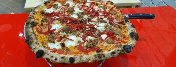 Bello Pizza is one of RV.