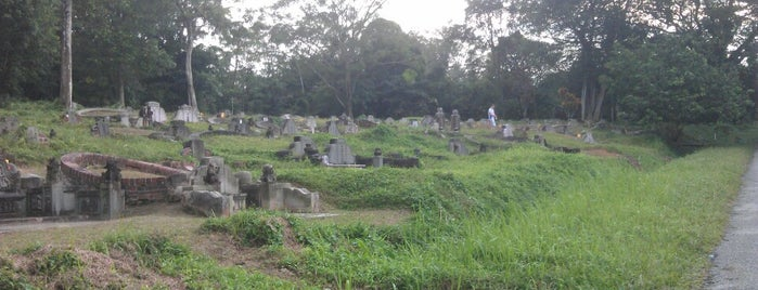 Bukit Brown Municipal Cemetery is one of Lugares favoritos de cui.