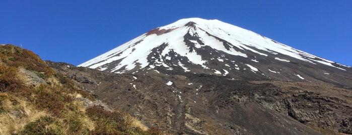 Mt. Ngauruhoe is one of Nuova Zelanda.