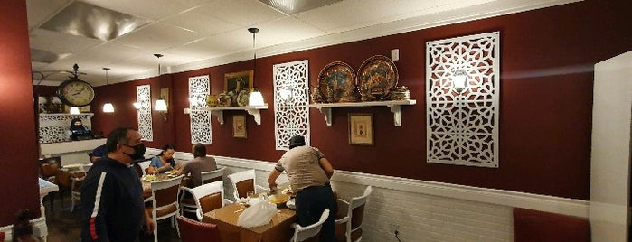 Tangritagh Uyghur Restaurant is one of Non East Asian places with cash discounts.