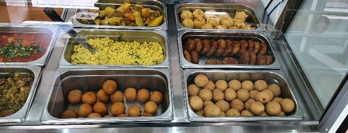 Gujarati Foods is one of RV.