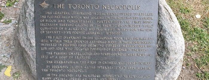 Necropolis Cemetery is one of Barbara'nın Beğendiği Mekanlar.