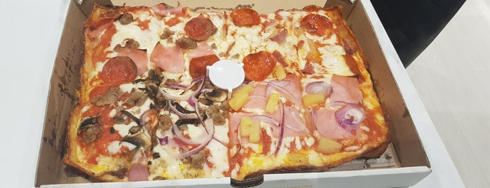John's Pizzeria & Bakery is one of Want To Go.