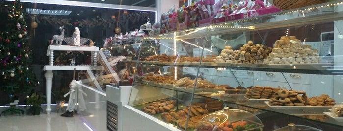 by IVAN Patisserie is one of restaurantlar.