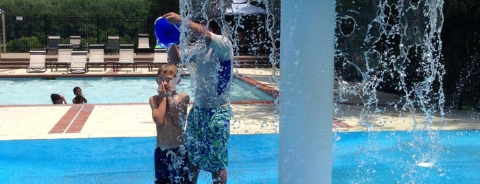 Brookstone Pool is one of Guide to best spots in Acworth & West Cobb.