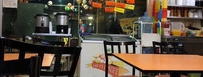 Fruti-Lonch is one of Lugares favoritos de Fernando.