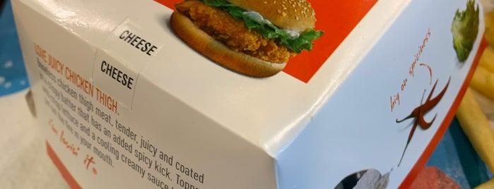 McDonald's is one of Orte, die Arturo gefallen.