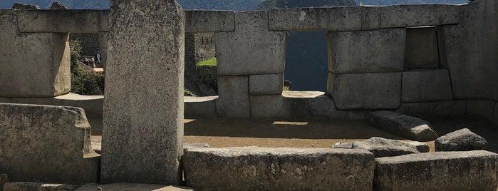 Templo Principal is one of Perú.