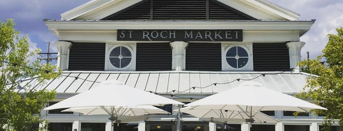St. Roch Market is one of New Orleans To-Do List.