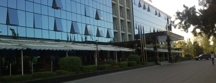 Готель «Ужгород» / Hotel «Uzhgorod» is one of Lugares favoritos de Yanina.