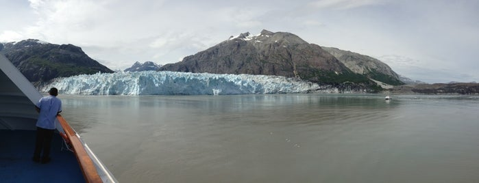 Glacier Bay National Park is one of Top photography spots.