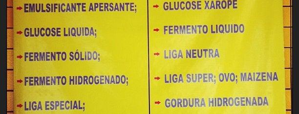 Sorveteria Juarez is one of Locais salvos de Bosco Nunes.