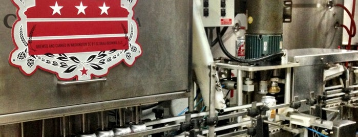 DC Brau Brewing Co is one of Washington.