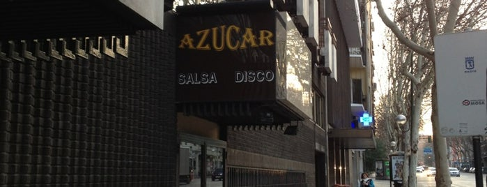 Discoteca Azúcar is one of Discotecas Madrid.