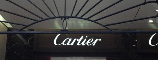 Cartier is one of Lugares favoritos de Jean Philippe.