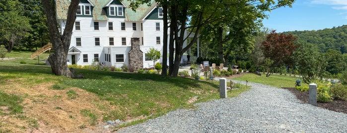 Kenoza Hall is one of Up North/Catskill/upstate.