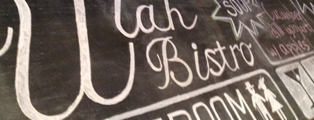 Ulah Bistro is one of DC Burgers.