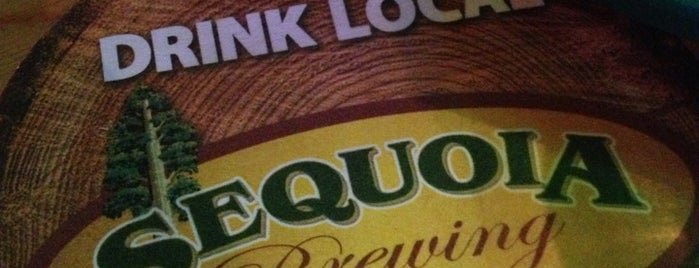 Sequoia Brewing Company is one of California Breweries 3.