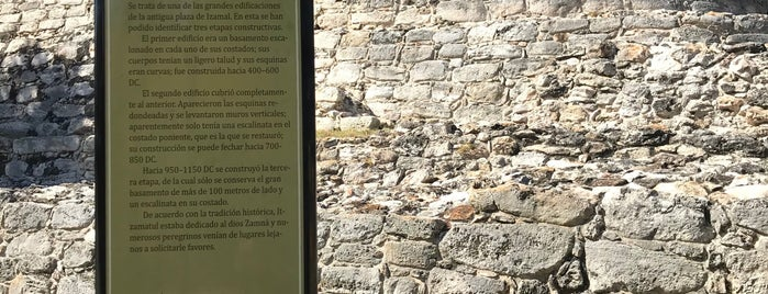 Sitio Arqueologico Itzamatul is one of Posti che sono piaciuti a Ricardo.