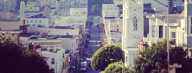 North Beach is one of Guide to San Fran.