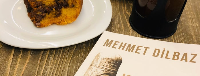 H Yayınları Kitap Kahve is one of Kitap-Kahveler İstanbul.