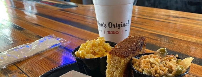 Moe's Original Bar-B-Que - Downtown Huntsville is one of Best of Huntsville.