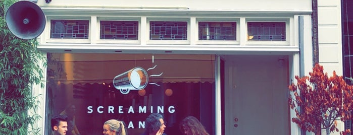 Screaming Beans is one of Amsterdam, NL Spots.