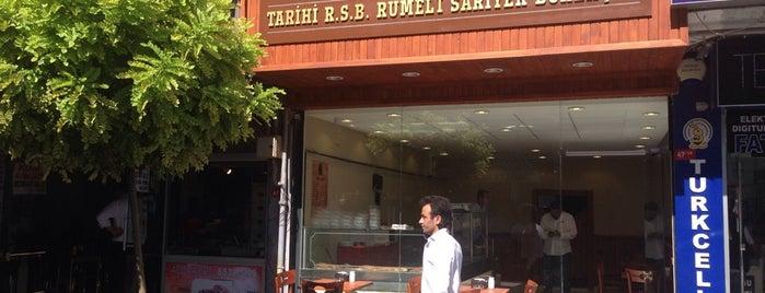Tarihi Rumeli Sarıyer Börekçisi is one of Kahve Diyarı 님이 좋아한 장소.