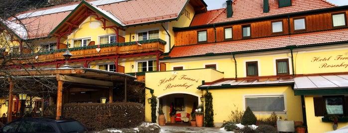 Ferners Rosenhof is one of Monika's Liked Places.