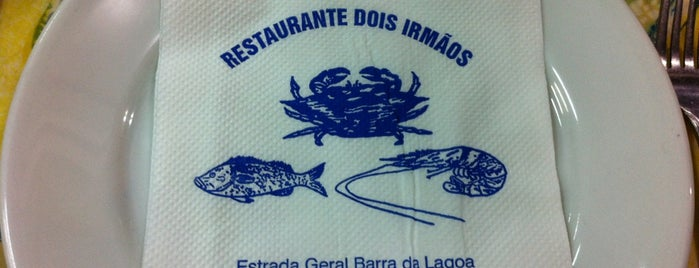 Restaurante 2 Irmãos is one of Sandyさんのお気に入りスポット.