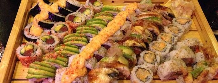 Nizi Sushi is one of Gespeicherte Orte von Lizzie.
