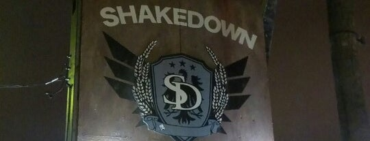 Shakedown Bar is one of This is for dev 2.