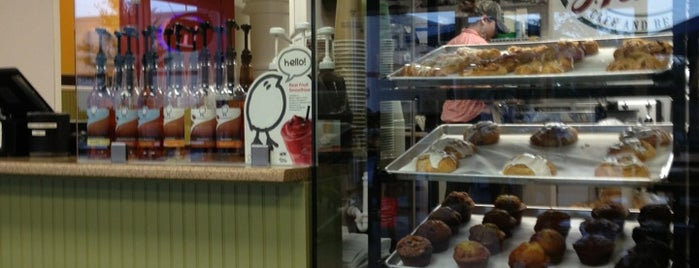 Hatties Coffee And Cafe is one of Tampa Eateries.