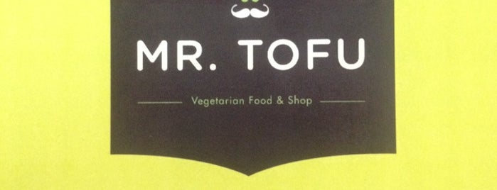 Mr. Tofu is one of Places to go Mty!.