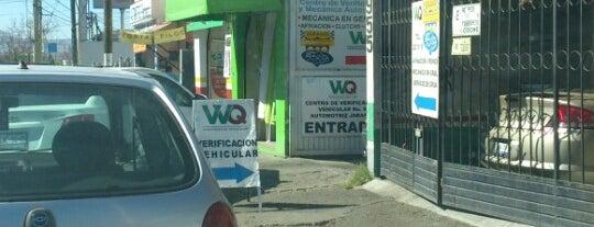 Automotriz JARAMA (Centro de verificación vehícular No. 9) is one of Lugares favoritos de Jellou.