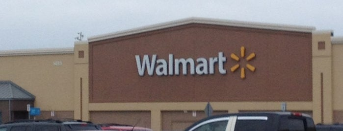 Walmart Supercenter is one of East USA.