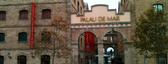 Palau de Mar is one of Orte, die jordi gefallen.